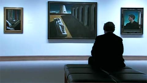 Contemplating De Chirico