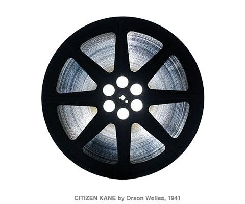 THE UNSEEN SEEN, Citizen Kane, 1941