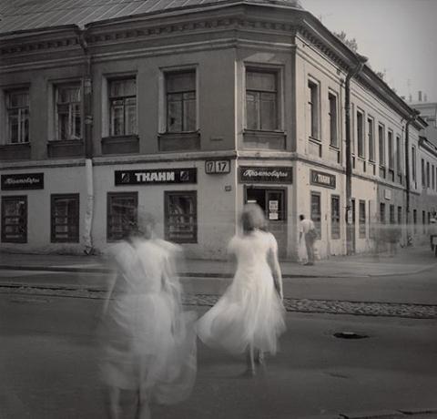 """Titarenko From """"Time Standing Still, White Dresses"""" 1998"""