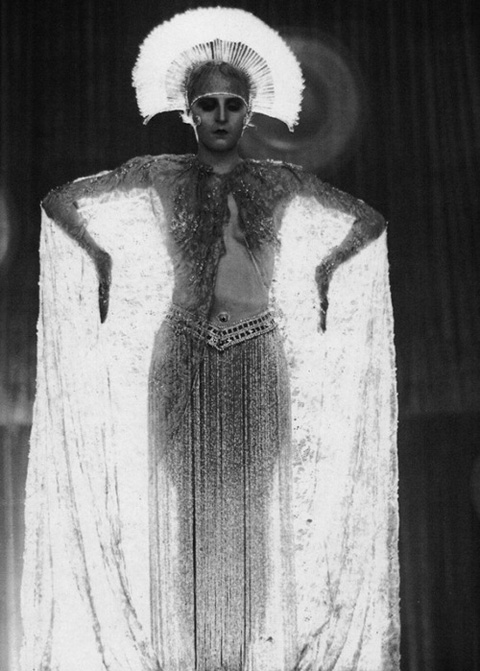 """Brigitte Helm in """"Metropolis."""""""