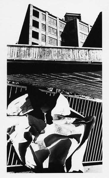 Metzker, Chicago Double Negative.