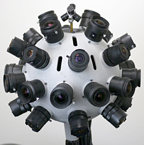 1st Jaunt Camera with 32 lenses -thefilmbook-