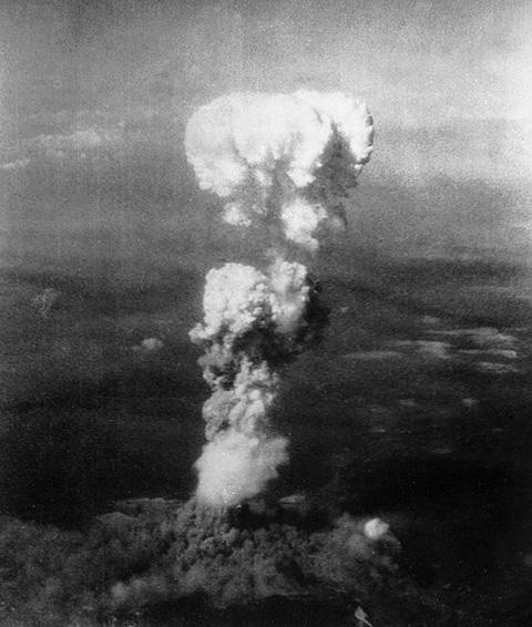 2. Hiroshima Aug. 6