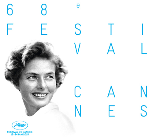 2015 Cannes Festival poster-