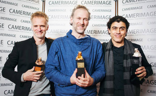 3 Frogs at Camerimage 2014