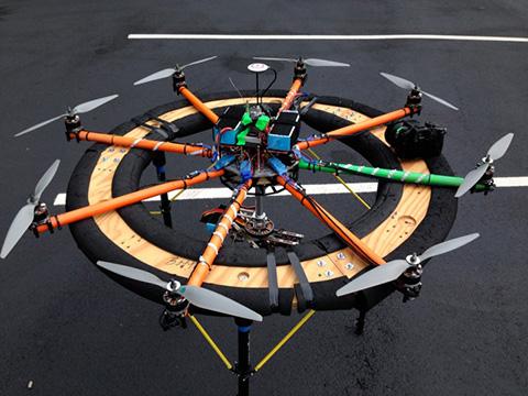 Wayne's Drone