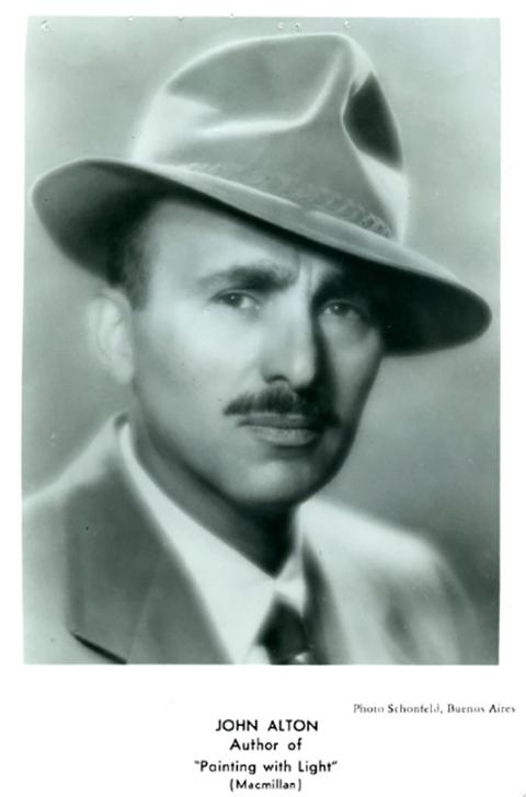 John Alton, ASC