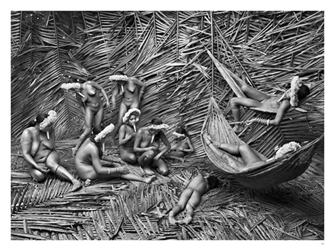 5. Korowai women of West Papua