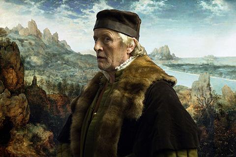 Rutger Hauer as Bruegel
