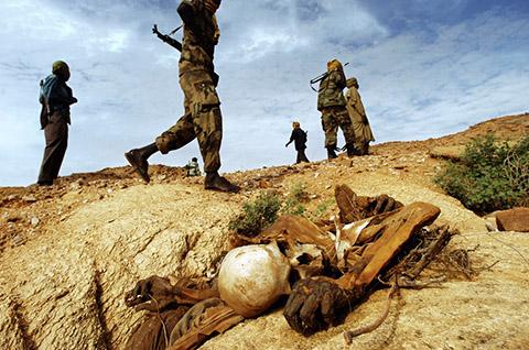In Darfur, Addario