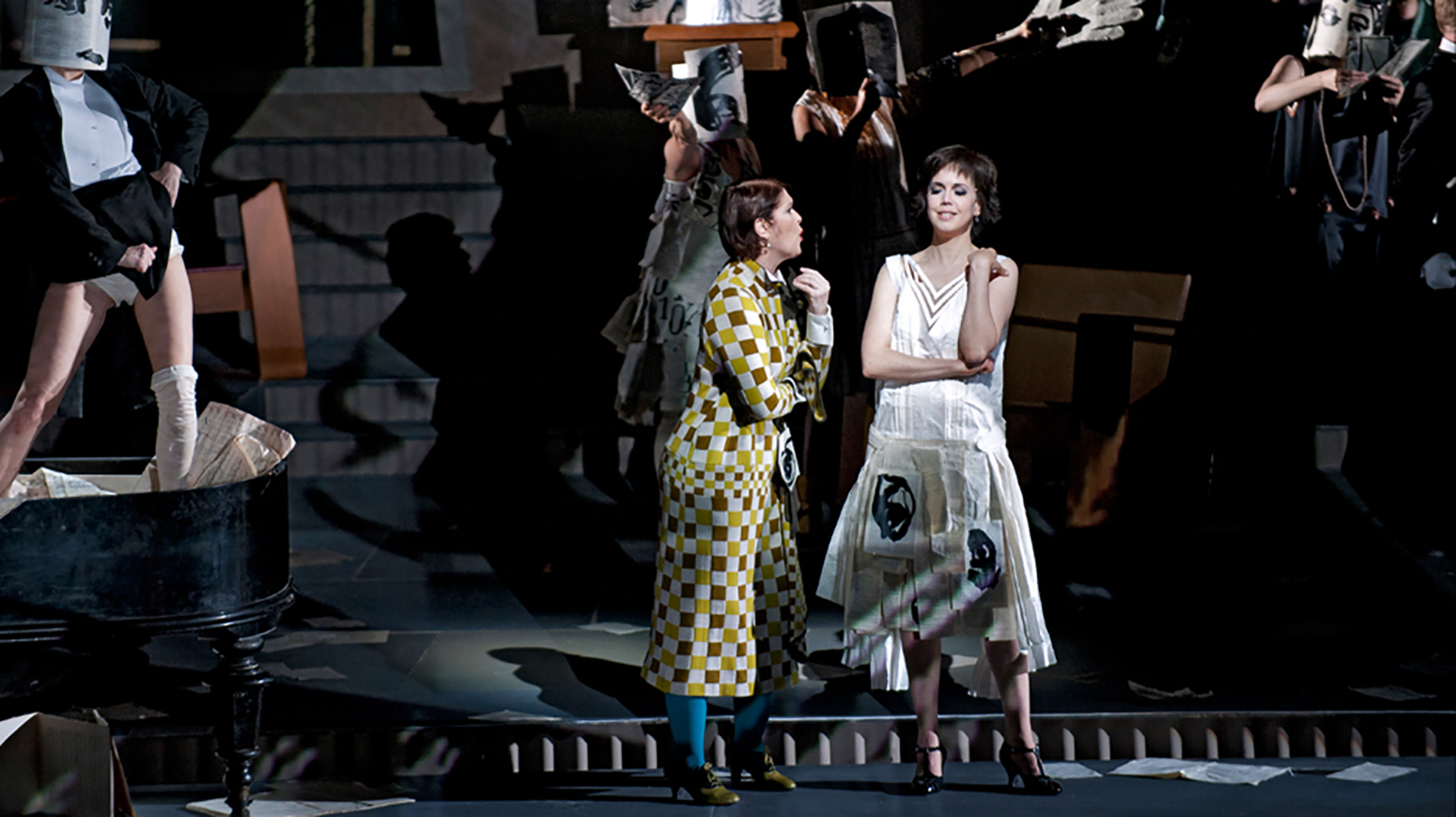 Another scene from the Dutch National Opera production. (Credit: Dutch National Opera)