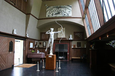 Saint Gaudens Studio