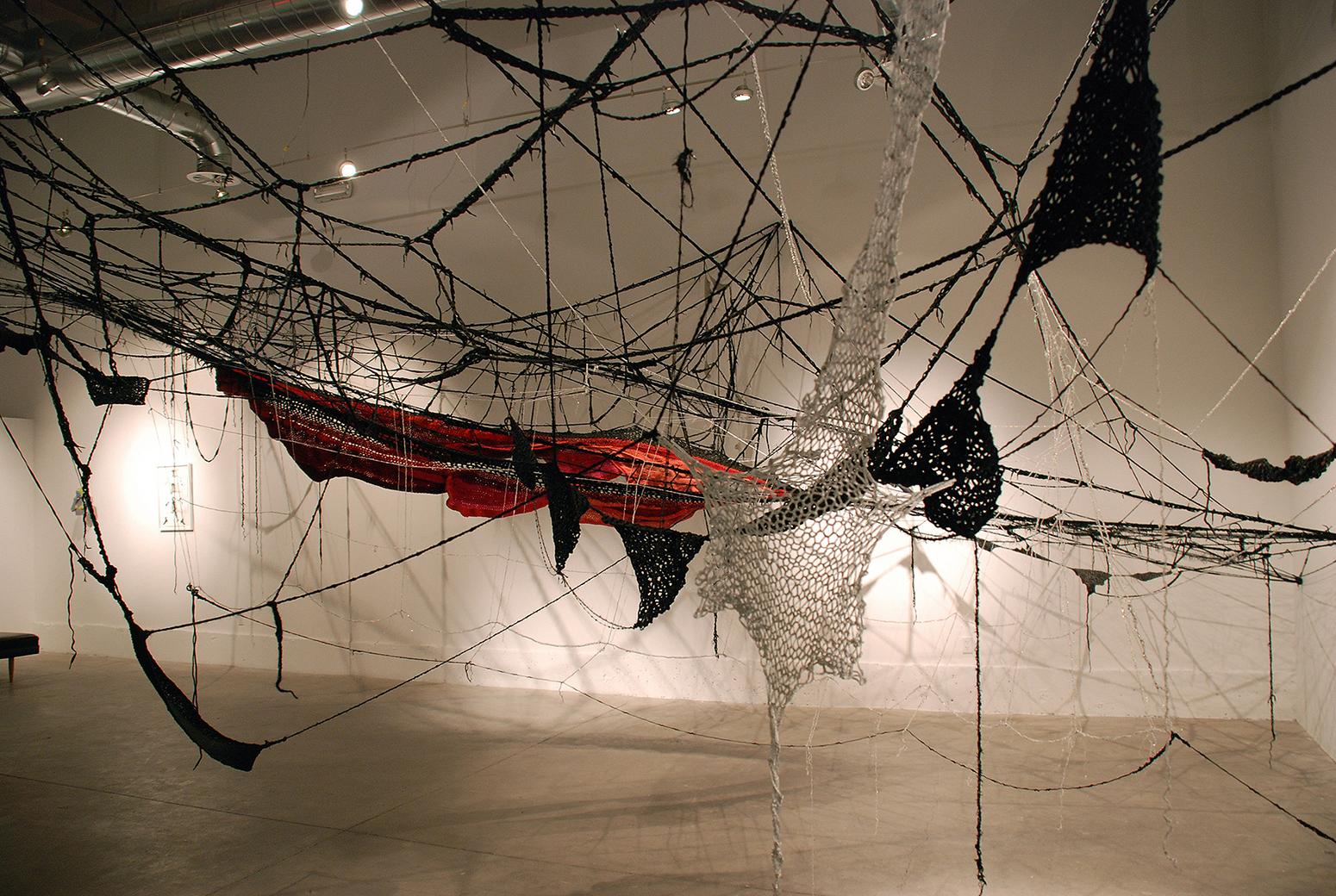 A work by Shelia Pepe