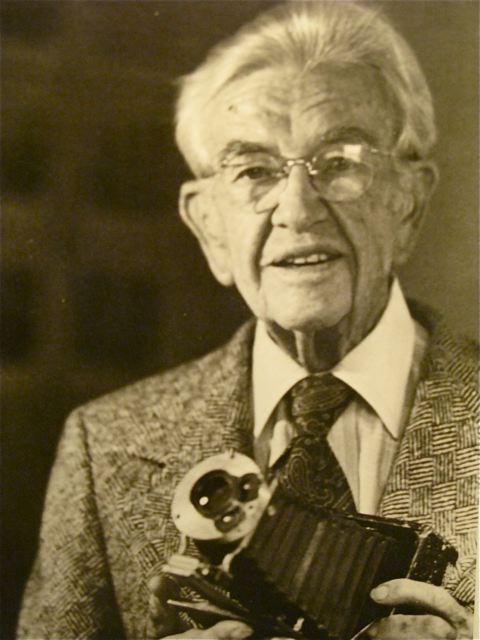 Karl Struss at time of 1976-77 retrospective.
