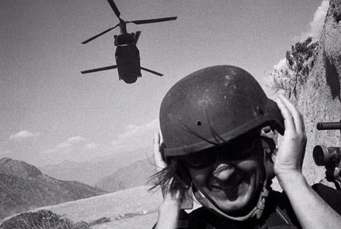 Addario in Afghanistan.