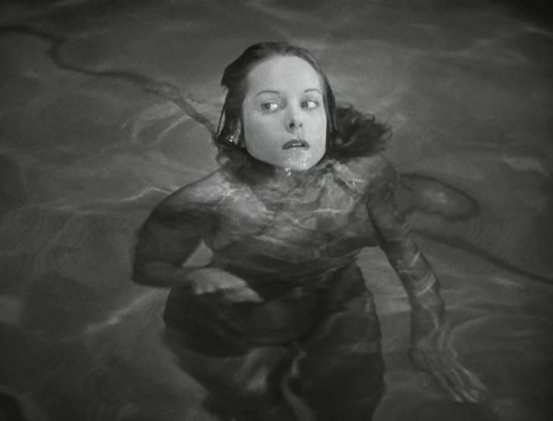 Jane Randolph in Cat People (1942).