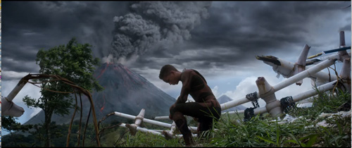 After Earth by M Night Shyamalan - DP Peter Suschitzky-