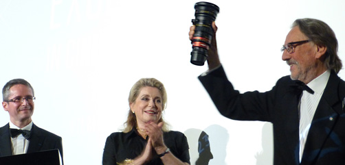 Andurand Deneuve Vilmos Zsigmond and his zoom -thefilmbook