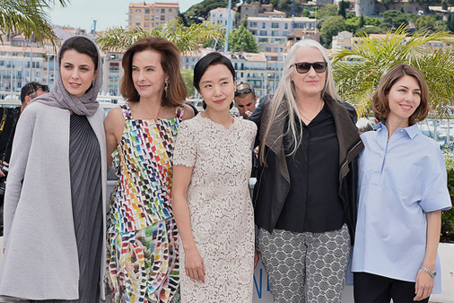 Cannes 2014 Women Jurors photo call-