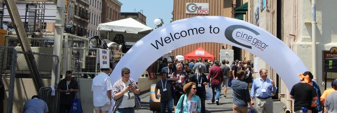 Cine Gear Expo 2017