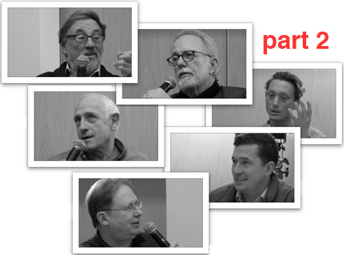 DPs and Gaffers panel -part2 -thefilmbook-