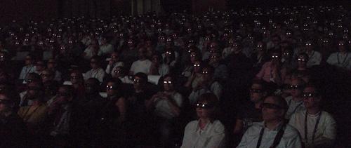 IBC 3D screening -thefilmbook-