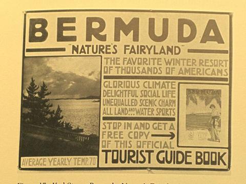 Bermuda Guidebook, 1914.
