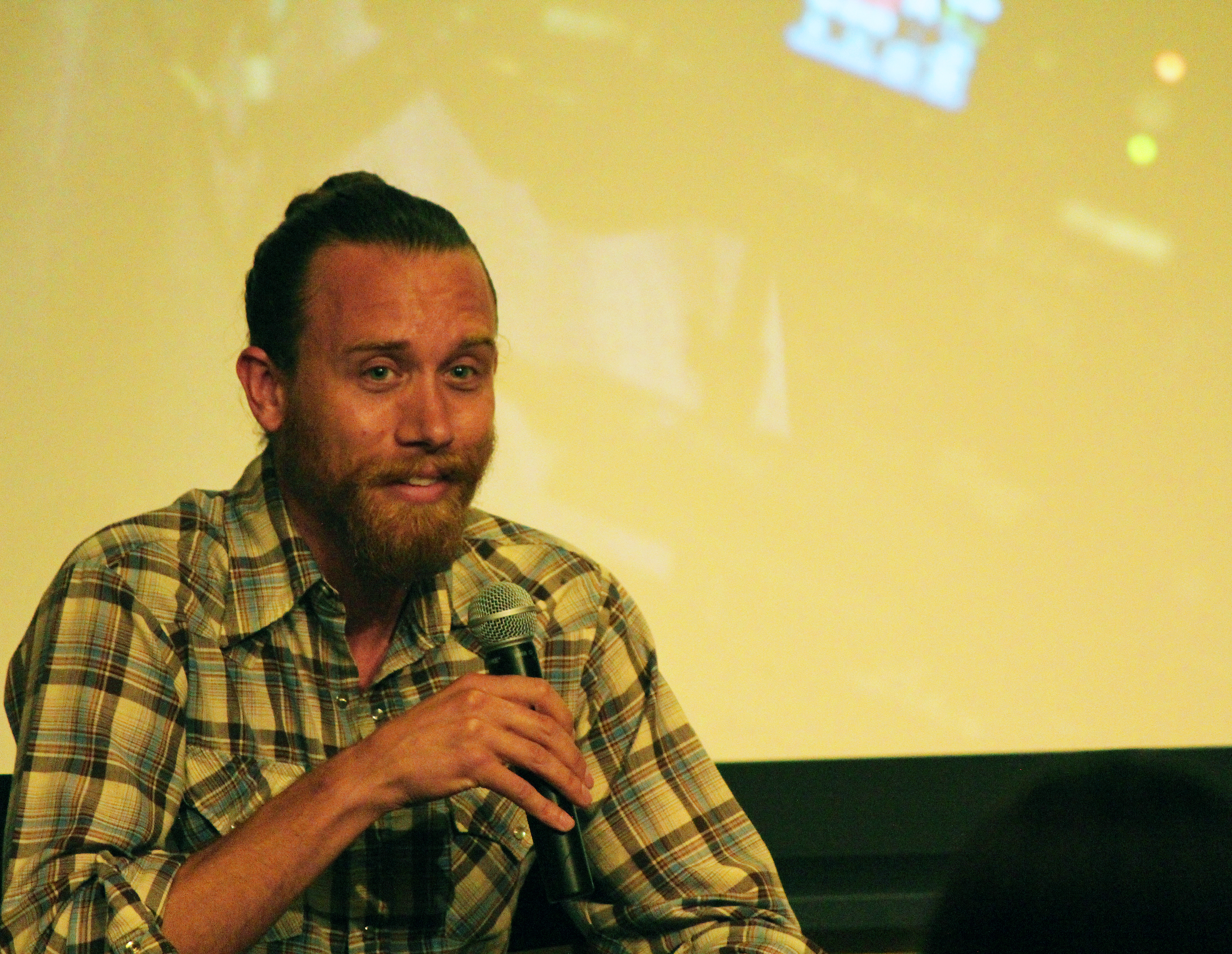 Cinematographer Brandon Trost.