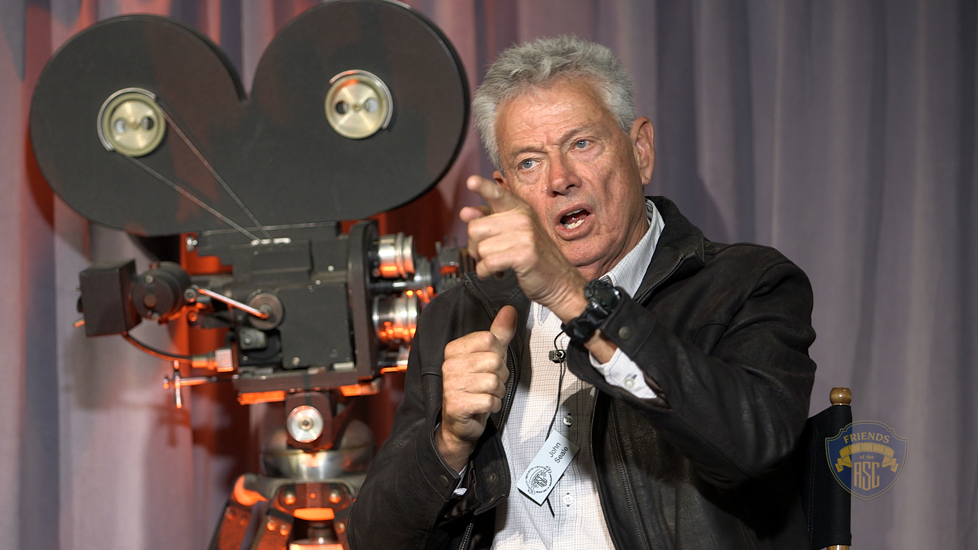 John Seale, ASC, ACS: The Look of Mad Max: Fury Road