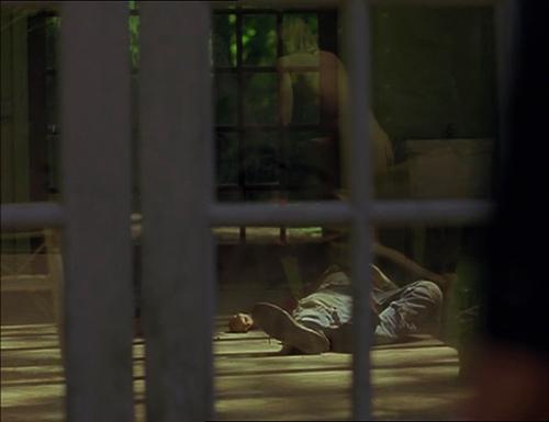 Last Days ending by Gus van Sant dp Harris Savides -thefilmbook-