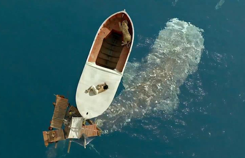 Life of Pi by Ang Lee cinematography Claudio Miranda-
