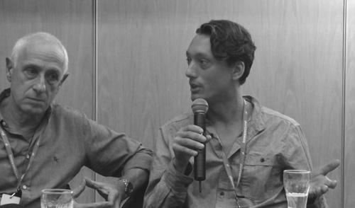 Michel Abramowicz and Reuben Garrett -thefilmbook-