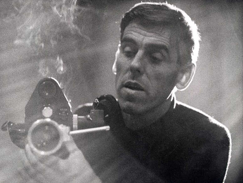 Raoul Coutard at work
