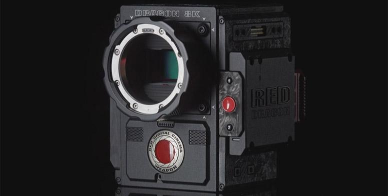 Red's 8K sensor
