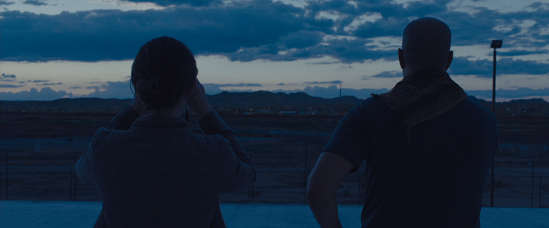 Rooftop dusk (from trailer)