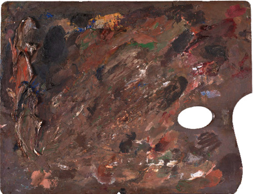 Turner Palette-