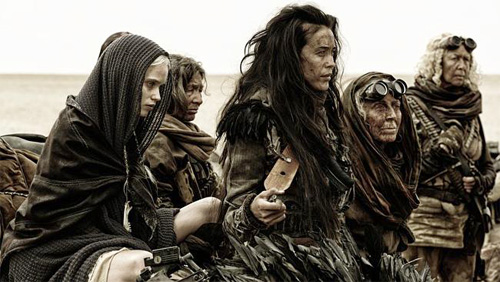 Vuvalinis in Mad Max Fury Road-