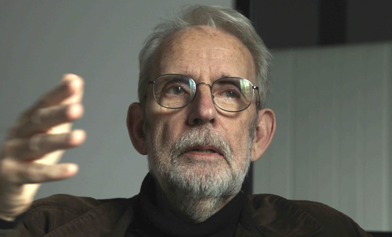Editor and sound designer Walter Murch