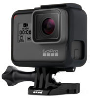 GoPro Launches Hero6 Black and Spherical Fusion Cams