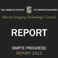 ASC Technology Committee Progress Report 2013