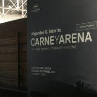 Carne y Arena part 1 - VR by Alejandro G. Iñárritu with Emmanuel Lubezki, ASC, AMC