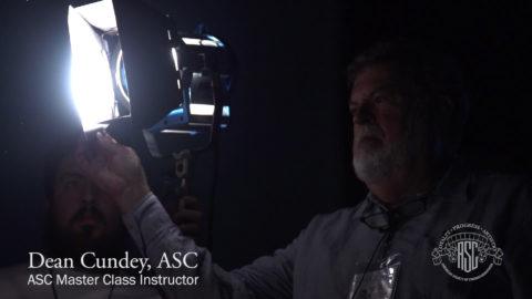 Dean Cundey, ASC - ASC Master Class Instructor