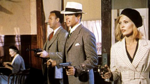 Flashback:Bonnie and Clyde
