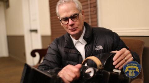 Caleb Deschanel, ASC Discusses His Camera in the ASC Museum - Short