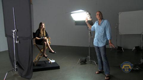Basic Lighting Techniques - Using Kino Flos