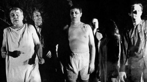Wrap Shot: Night of the Living Dead