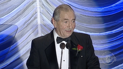 Sol Negrin, ASC — Presidents Award Speech 2010