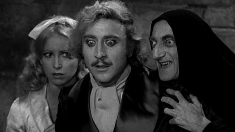 Beyond The Frame:Young Frankenstein