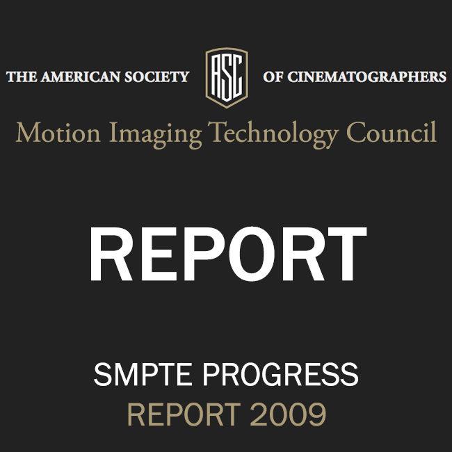 ASC Technology Committee Progress Report 2009