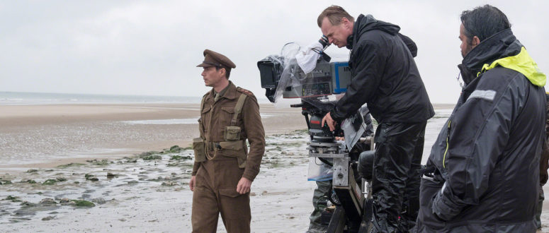Dunkirk Post: Wrangling Two Large Formats
